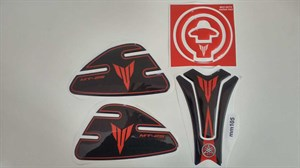 Yamaha Mt-25 Tank Pad Set